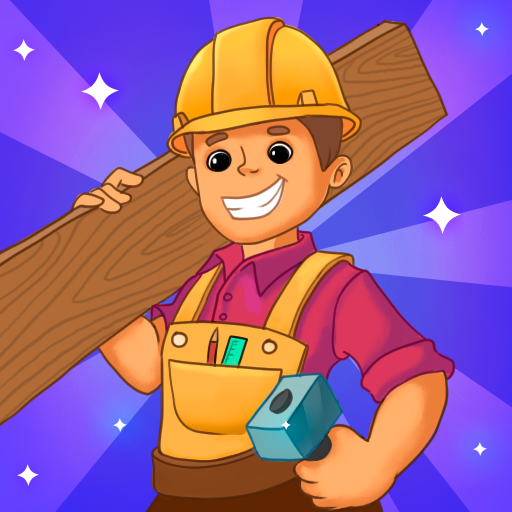 Idle City Builder  (Unlimited money,Mod) for Android
