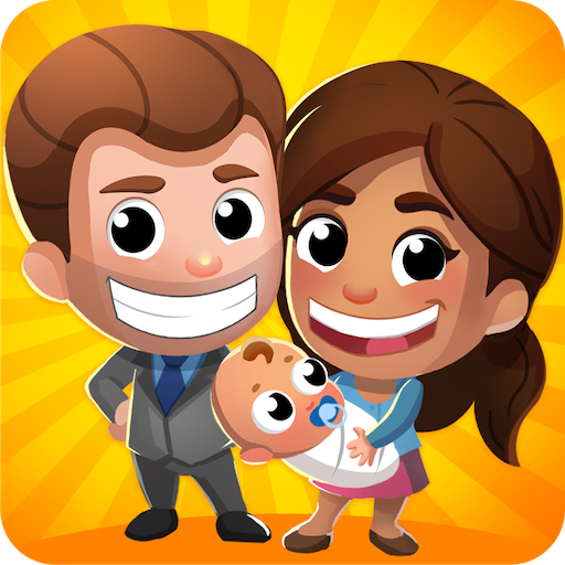 Idle Family Sim – Life & Success Manager (Unlimited money,Mod) for Android