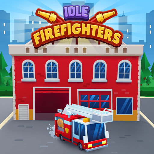 Idle Firefighter Tycoon – Fire Emergency Manager  (Unlimited money,Mod) for Android