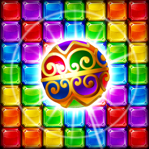 Jewel Blast : Temple  (Unlimited money,Mod) for Android