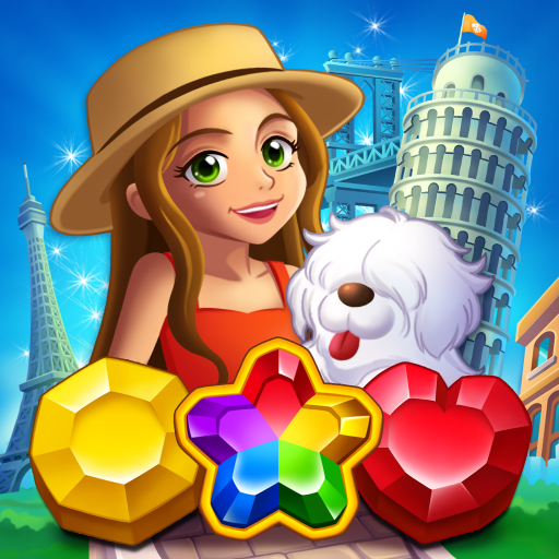 Jewels World POP : Puzzle Master 2021 1.0.7 (Unlimited money,Mod) for Android