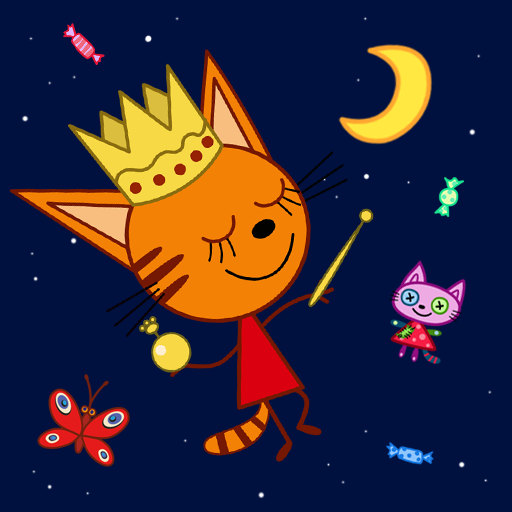 Kid-E-Cats Bedtime Stories for Kids  1.0.6 (Unlimited money,Mod) for Android
