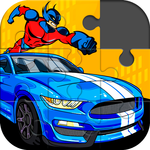Kids Puzzles for Boys  (Unlimited money,Mod) for Android