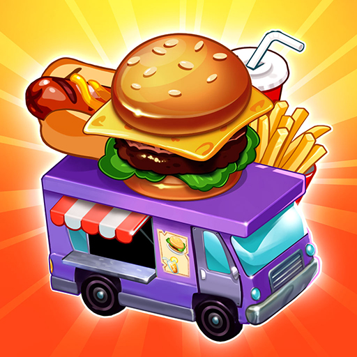 Kitchen Scramble Cooking Game  9.7.27 (Unlimited money,Mod) for Android