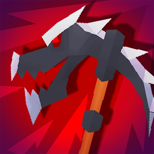 Merge Axe Idle Blacksmith Master  1.5.0 (Unlimited money,Mod) for Android