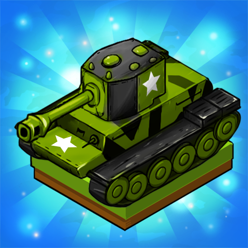 Merge Tanks: Awesome Tank Idle Merger  (Unlimited money,Mod) for Android