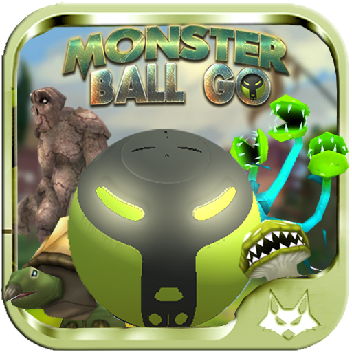 Monster Ball GO  (Unlimited money,Mod) for Android