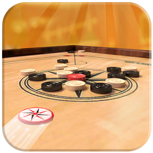 Multiplayer Carrom Board : Real Pool Carrom Game  (Unlimited money,Mod) for Android