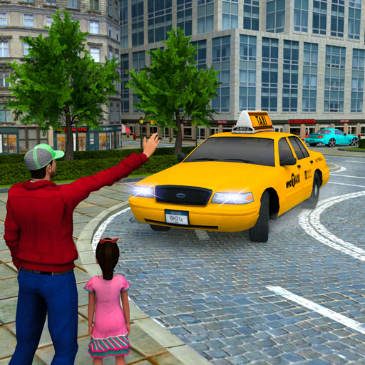 New Taxi Driving Games 2020 – Real Taxi Driver 3d  (Unlimited money,Mod) for Android