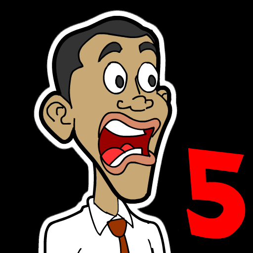 Obama Dark Adventure 5  (Unlimited money,Mod) for Android
