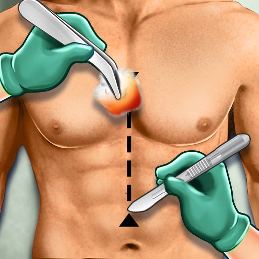 Open Heart Surgery Simulator :New Doctor Game 2021 (Unlimited money,Mod) for Android