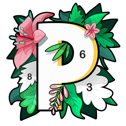 Paint.ly Color by Number – Fun Coloring Art Book  (Unlimited money,Mod) for Android