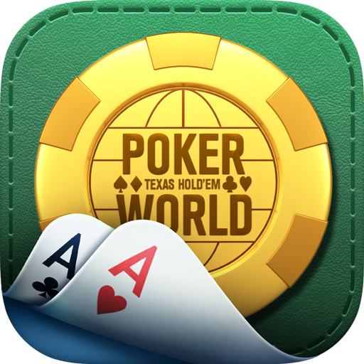 Poker World: Texas hold'em  (Unlimited money,Mod) for Android