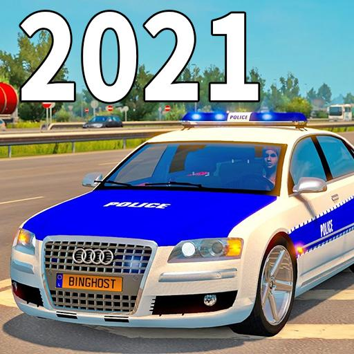 Police Car Chase Thief Real Police Cop Simulator  (Unlimited money,Mod) for Android