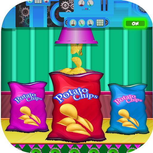 Potato Chips Snack Factory: Fries Maker Simulator  (Unlimited money,Mod) for Android