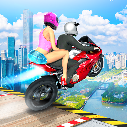 Ramp Bike Jumping  (Unlimited money,Mod) for Android