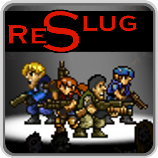 Re Slug  (Unlimited money,Mod) for Android