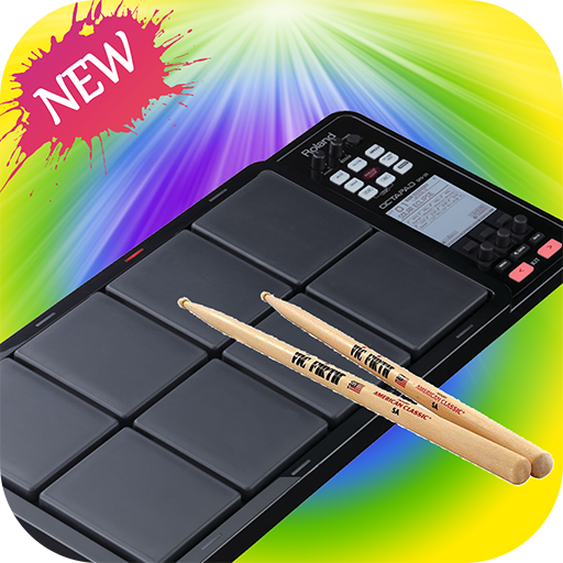 Real Electro Drum Pad Hip Hop Electro Music Drum  10.0 (Unlimited money,Mod) for Android