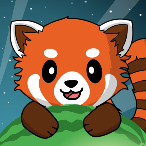 Red Panda Casual Slingshot & Animal Logic Game  1.0.3 (Unlimited money,Mod) for Android