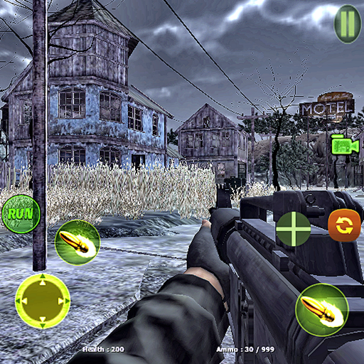 Residence of Living Dead Evils-Horror Game  (Unlimited money,Mod) for Android
