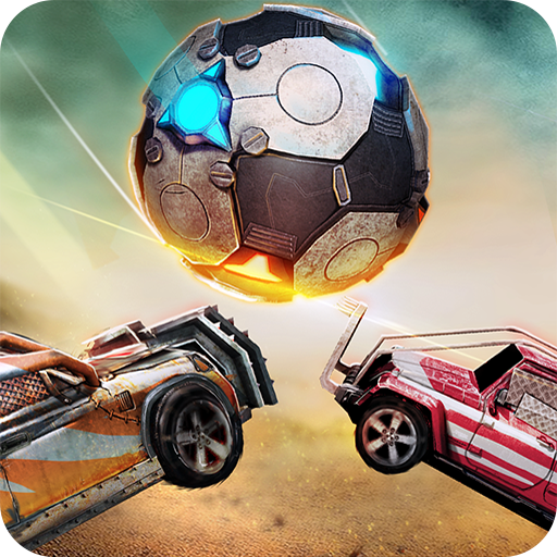 Rocket Car Ball  (Unlimited money,Mod) for Android