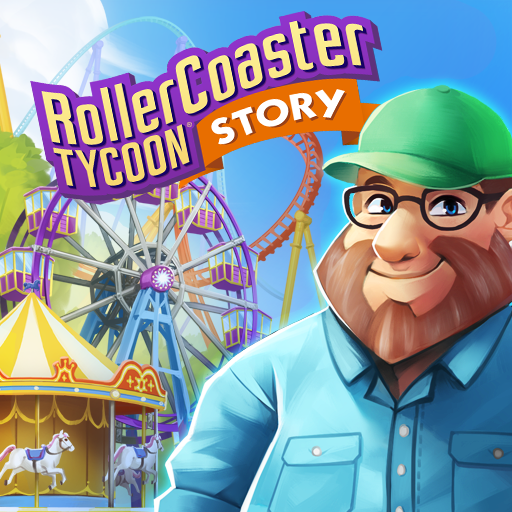 RollerCoaster Tycoon® Story  1.5.5682 (Unlimited money,Mod) for Android