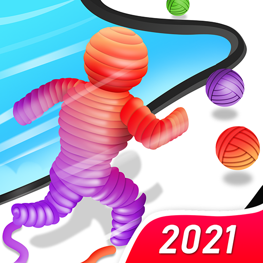 Rope-Man Run 0.51.0.3 (Unlimited money,Mod) for Android