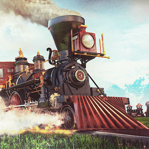 SteamPower 1830 Railroad Tycoon  (Unlimited money,Mod) for Android