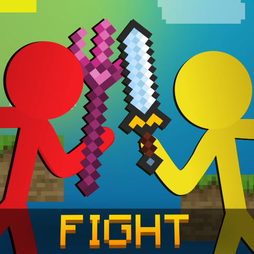 Stickman vs Multicraft: Ragdoll Fight (Unlimited money,Mod) for Android