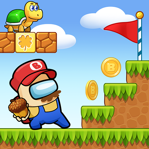 Super Bobby's World – Free Run Game 1.25 (Unlimited money,Mod) for Android
