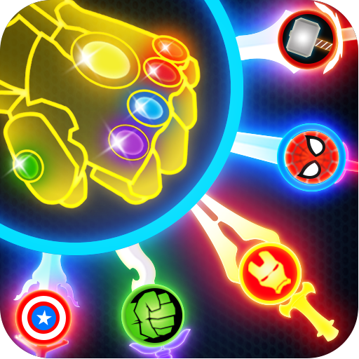 Super Hero Knife Battle_Free App  (Unlimited money,Mod) for Android