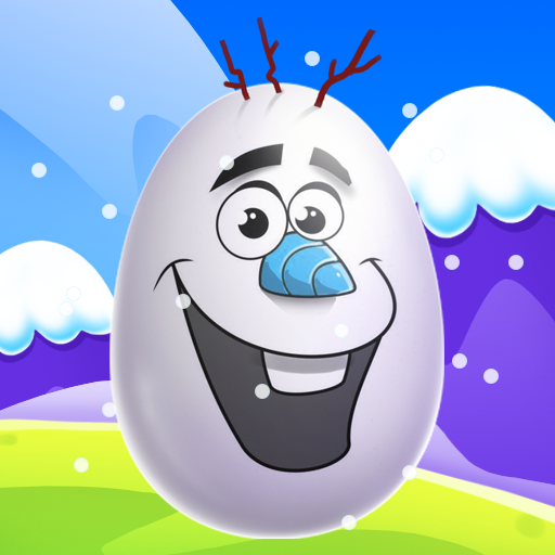 Surprise Eggs Holiday (Unlimited money,Mod) for Android