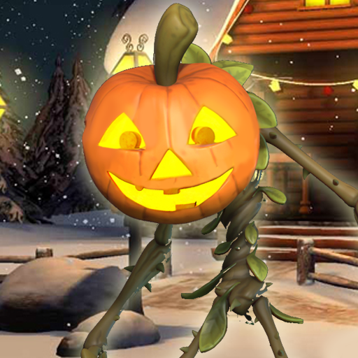 Talking Jack-o'-lantern  (Unlimited money,Mod) for Android