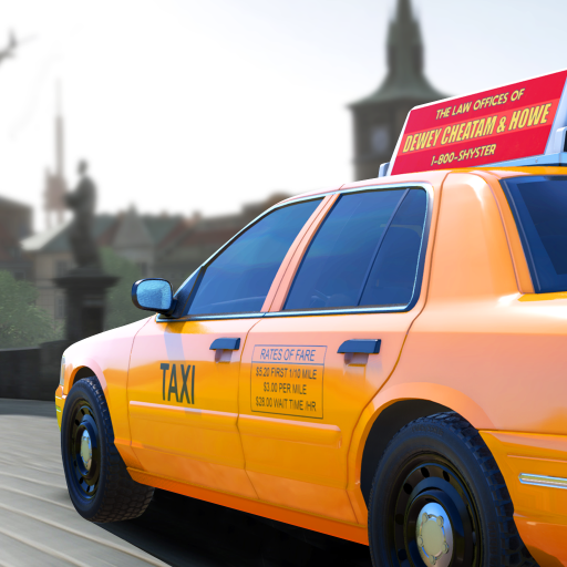 Taxi Driver World  (Unlimited money,Mod) for Android