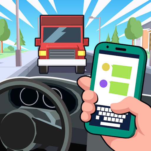 Text And Drive!  (Unlimited money,Mod) for Android