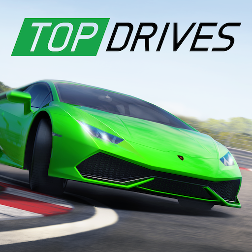 Top Drives – Car Cards Racing  (Unlimited money,Mod) for Android