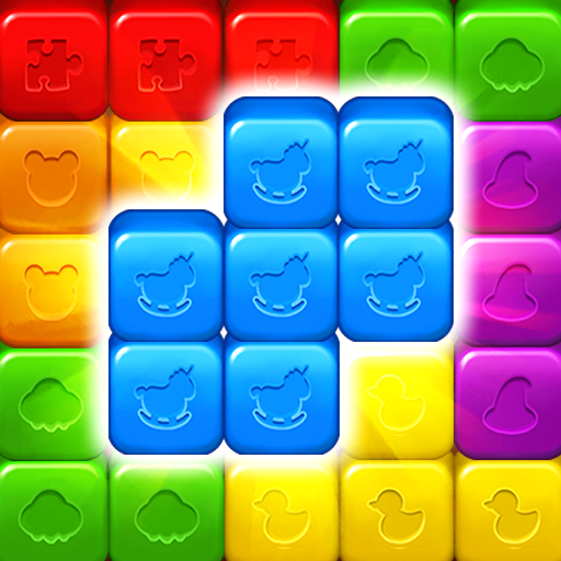 Toy & Toons Pop Cubes Blast  (Unlimited money,Mod) for Android