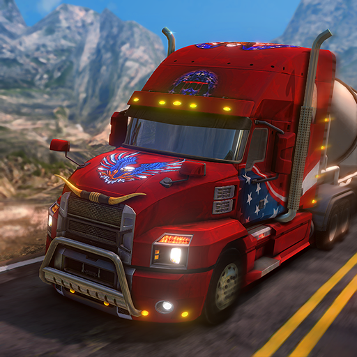 Truck Simulator USA – Evolution  (Unlimited money,Mod) for Android