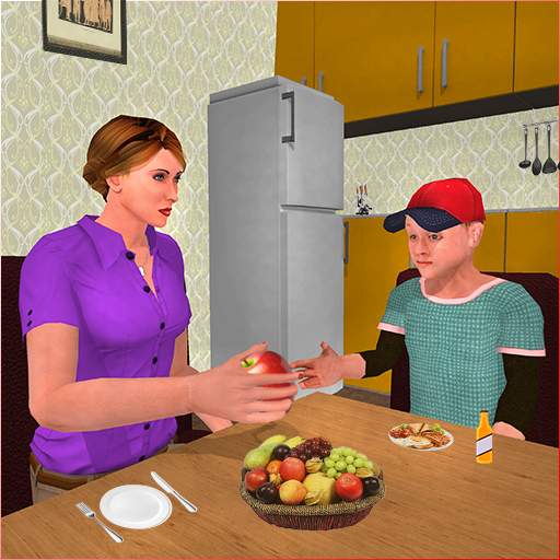 Virtual Mom Simulator: Step Mother Family Life  (Unlimited money,Mod) for Android