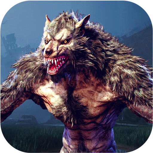 Werewolf Games : Bigfoot Monster Hunting in Forest  (Unlimited money,Mod) for Android