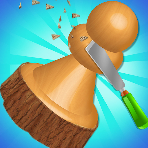 Wood Cutter – Wood Carving Simulator (Unlimited money,Mod) for Android