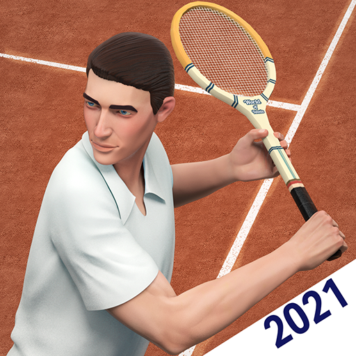World of Tennis: Roaring '20s — online sports game  (Unlimited money,Mod) for Android