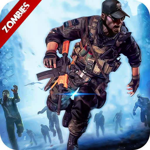Zombie Shooter Gun Games : Zombie Games  (Unlimited money,Mod) for Android