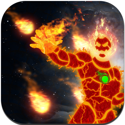 alien Hero Ultimate genie hero Force aliens free  (Unlimited money,Mod) for Android