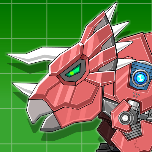 Assemble Robot War Triceratops  (Unlimited money,Mod) for Android
