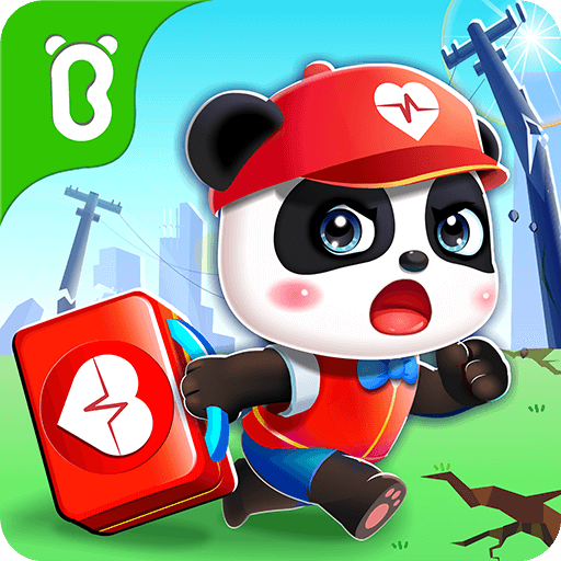 Baby Panda Earthquake Hero (Unlimited money,Mod) for Android