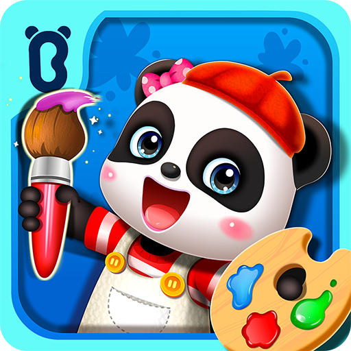 Baby Panda's Art Classroom  (Unlimited money,Mod) for Android
