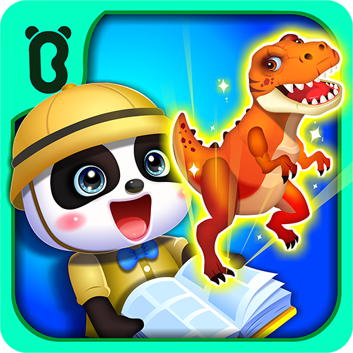 Baby Panda's Dinosaur World  8.57.14.01 (Unlimited money,Mod) for Android