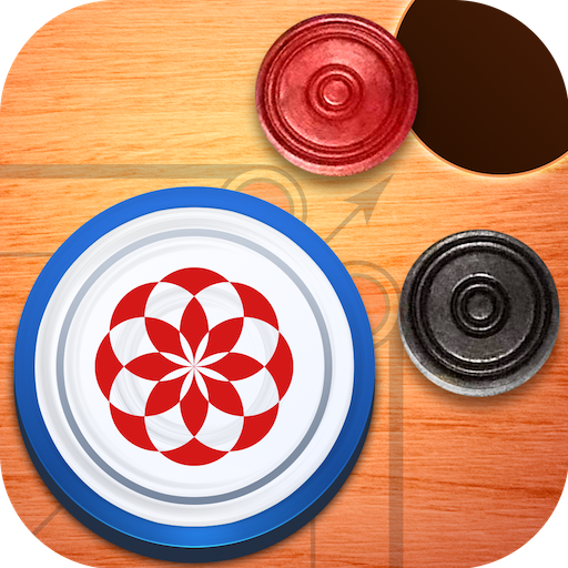 Carrom Board Game Online | Play Carrom Stars in 3D  (Unlimited money,Mod) for Android
