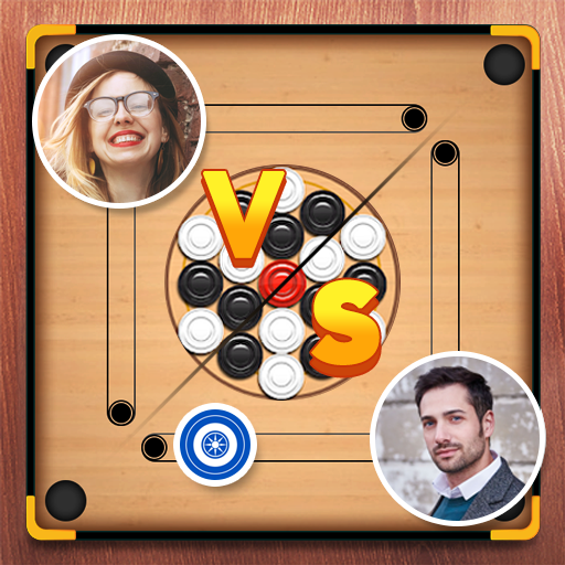Carrom board game – Carrom online multiplayer  (Unlimited money,Mod) for Android